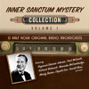 Black Eye Entertainment - Inner Sanctum Mystery, Collection 1 (Unabridged)  artwork