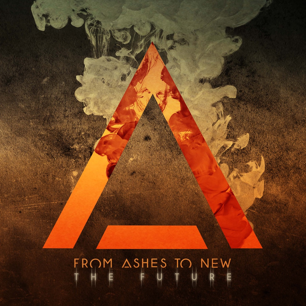 My Name - Single Album Cover by From Ashes to New