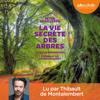 Peter Wohlleben - La Vie secrète des arbres artwork