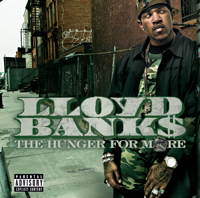 Lloyd Banks - The Hunger for More artwork