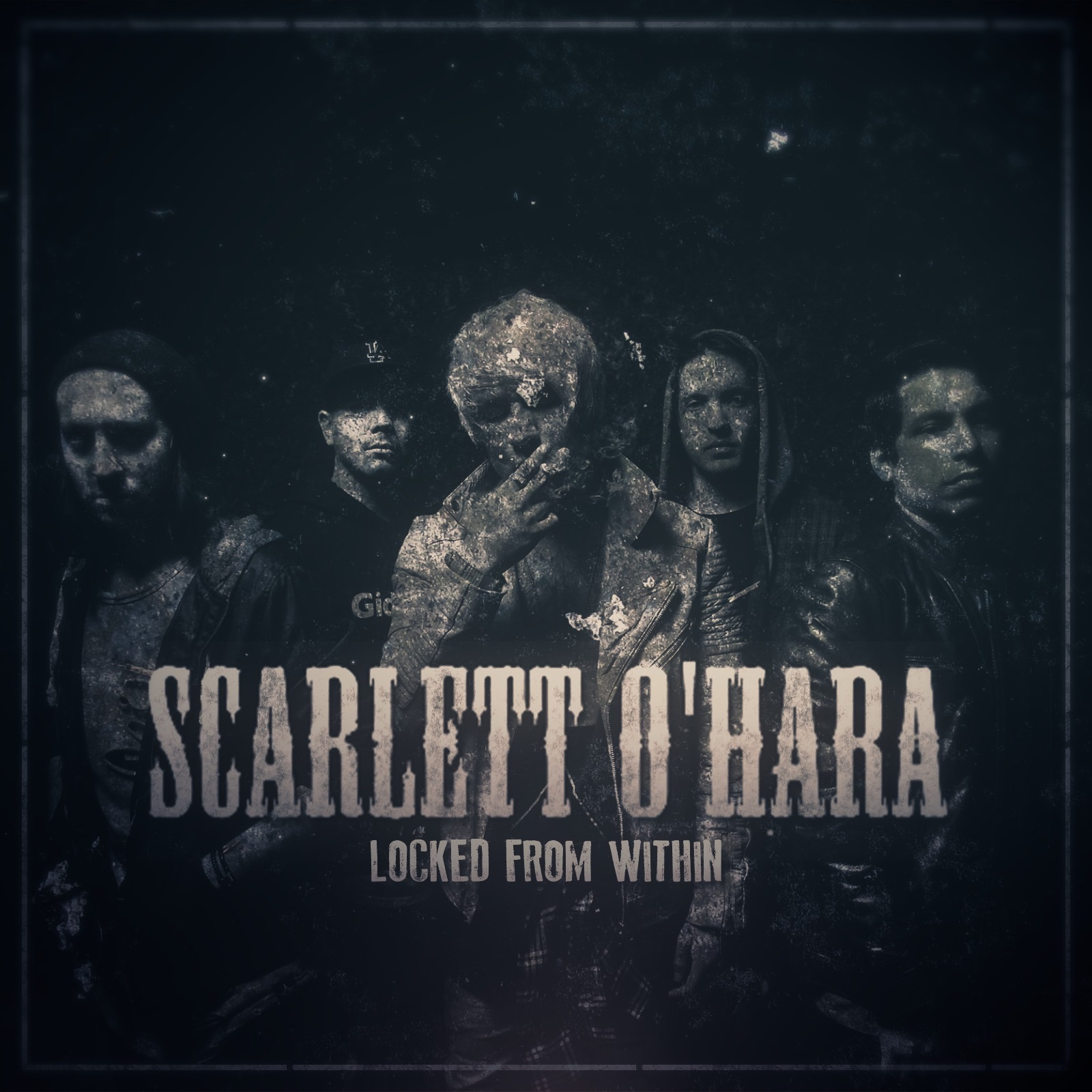Scarlett O'Hara - Locked from Within [single] (2017)