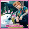 Julien Bam - Mach die Robbe (feat. die Robbe & Vincent Lee) Grafik