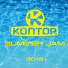 Verschiedene Interpreten - Kontor Summer Jam 2018 Grafik