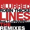 Blurred Lines (feat. T.I. & Pharrell Williams) [The Remixes] - Single, Robin Thicke