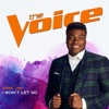 I Won't Let Go (The Voice Performance) - Single, Kirk Jay