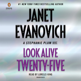 Look Alive Twenty-Five: A Stephanie Plum Novel (Unabridged) - Janet Evanovich mp3 download