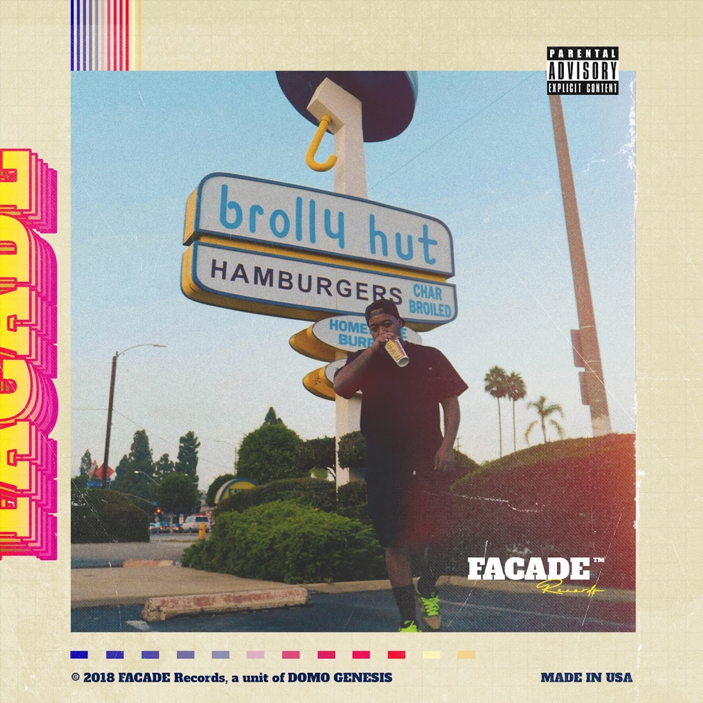 Domo Genesis - Facade Records - EP M4A Download [iTunes Plus