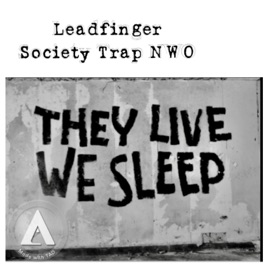 Society Trap NWO - Single by Lead Finger