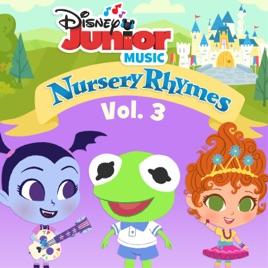 disney junior music nursery rhymes vol 3 ep by genevieve goings