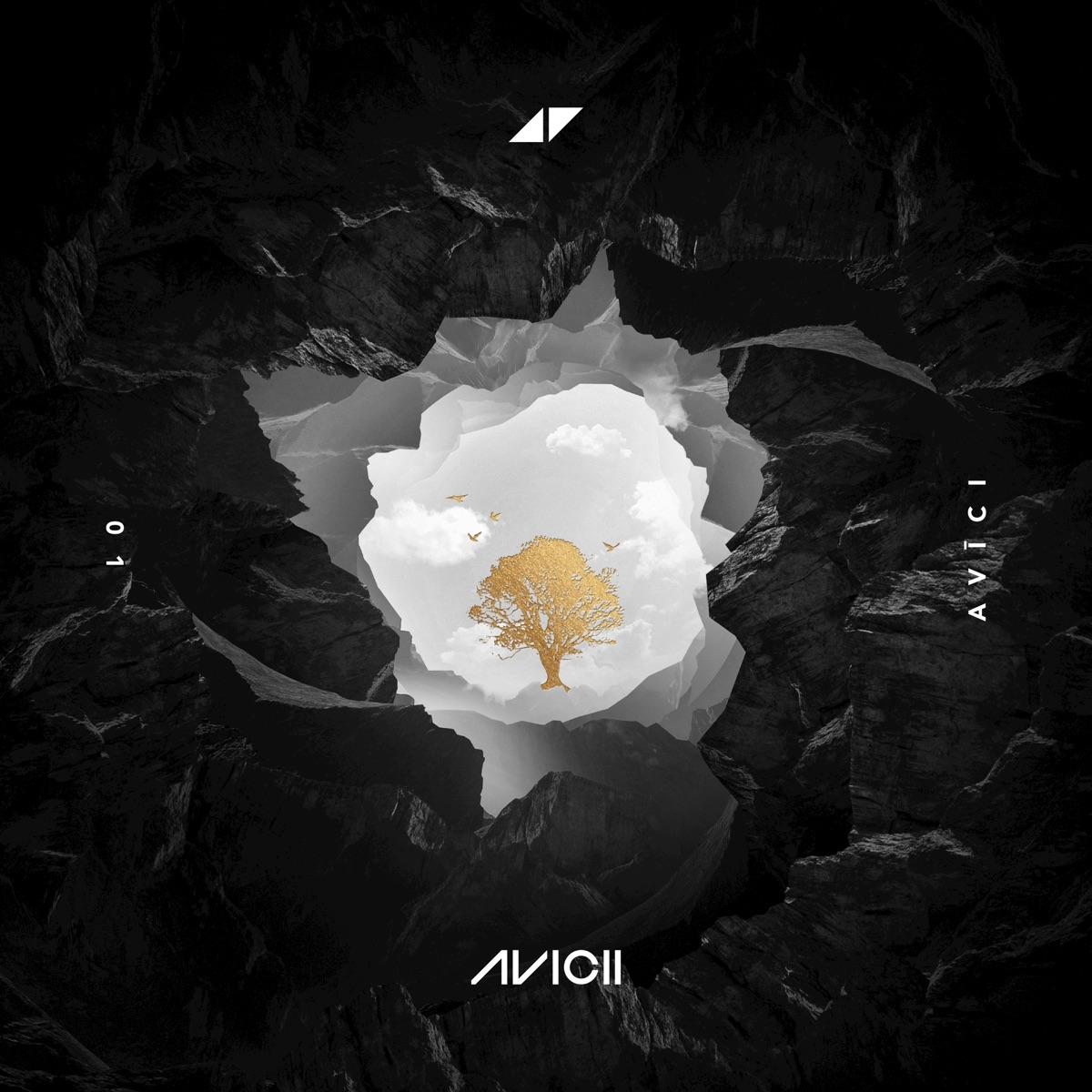 AVĪCI 01 - EP Avicii CD cover
