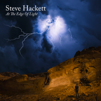 Steve Hackett - At the Edge of Light artwork