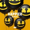 Marshmello & Bastille - Happier Remixes  EP Album