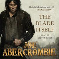 Joe Abercrombie - The Blade Itself artwork