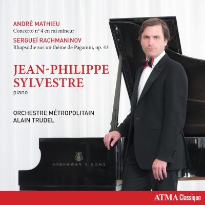 Jean-Philippe Sylvestre– Mathieu / Rachmaninov