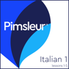 Pimsleur - Pimsleur Italian Level 1 Lessons 1-5: Learn to Speak and Understand Italian with Pimsleur Language Programs  artwork