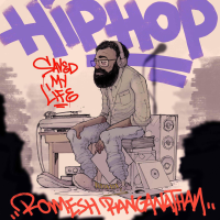 Podcast cover art for Hip Hop Saved My Life with Romesh Ranganathan
