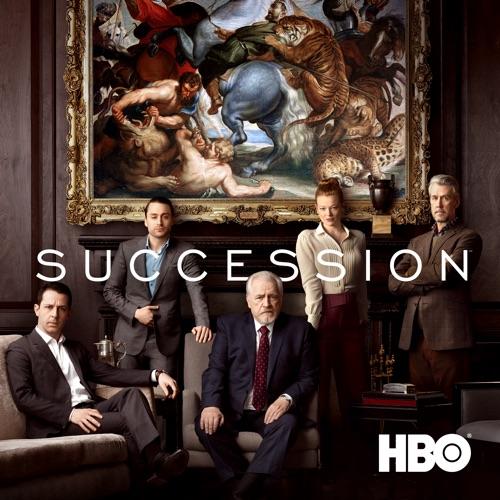 Succession, Season 1 poster