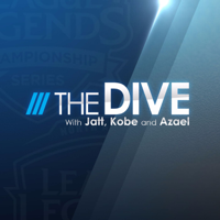 Podcast cover art for The Dive LoL Podcast
