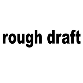 roughdraft Lyrics to 'rough draft' by yellowcard like a saturday night i'll be gone / like a saturday night i'll be gone / before you knew that i was there / so you wrote.
