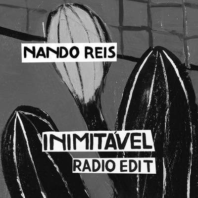 Inimitável (Radio Edit) - Single - Nando Reis