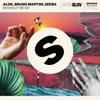Alok, Bruno Martini & Zeeba - Never Let Me Go  arte