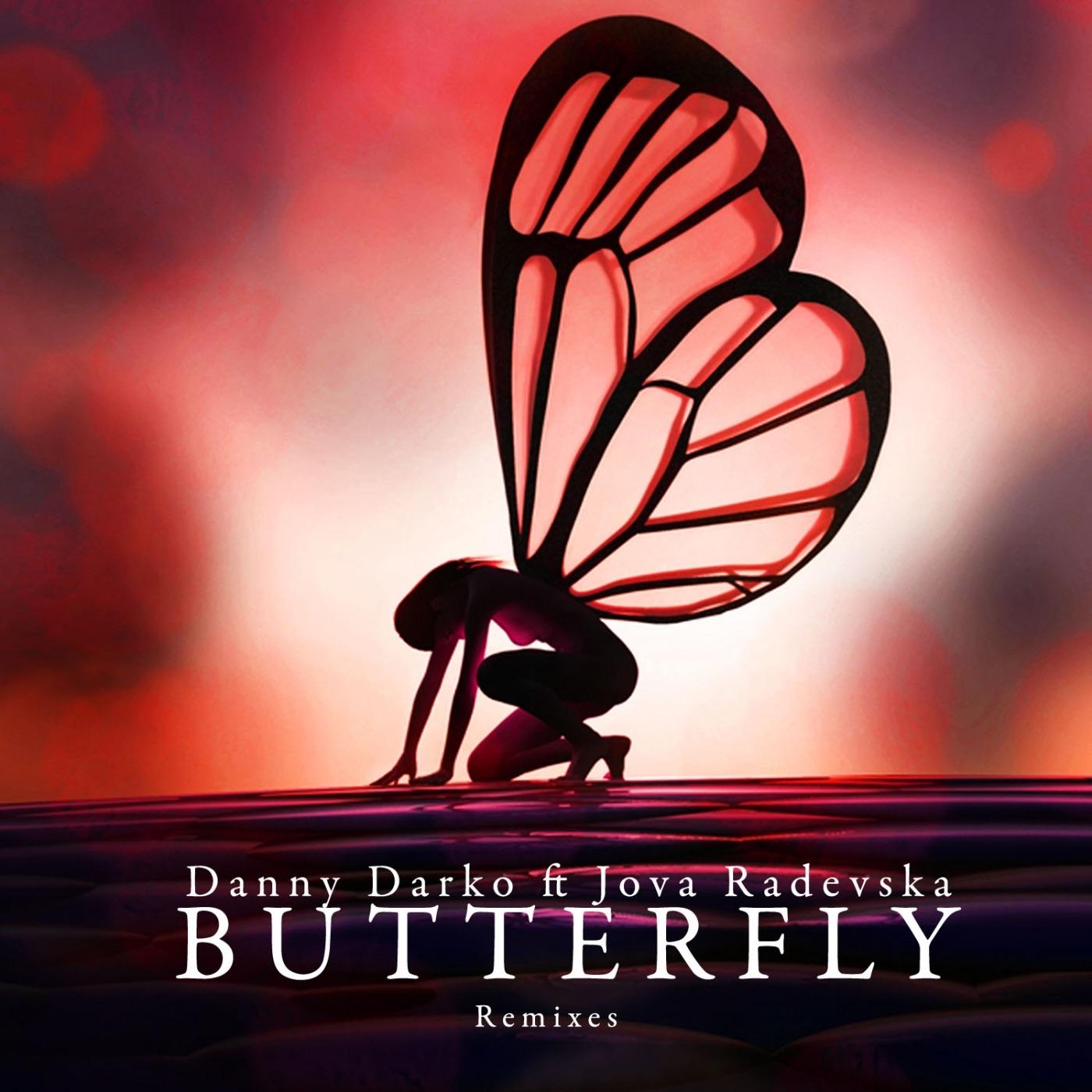 Butterfly Remixes Pt.2 (feat. Jova Radevska) - EP
