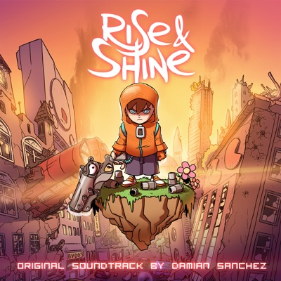 Rise & Shine (Original Soundtrack) - Damián Sánchez