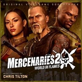 Mercenaries 2 world in flames original soundtrack de chris tilton mercenaries 2 world in flames original soundtrack chris tilton ea games soundtrack altavistaventures Gallery