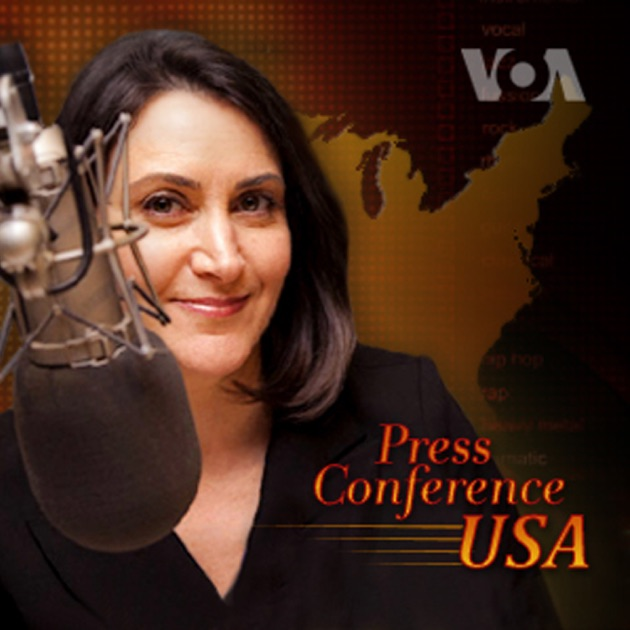 Press Conference USA - Voice of America by Voice of America