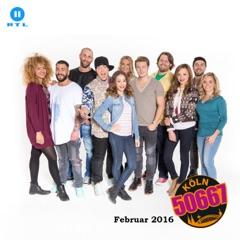 Köln 50667, Februar 2016