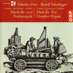 Music for Two Chamber Organs