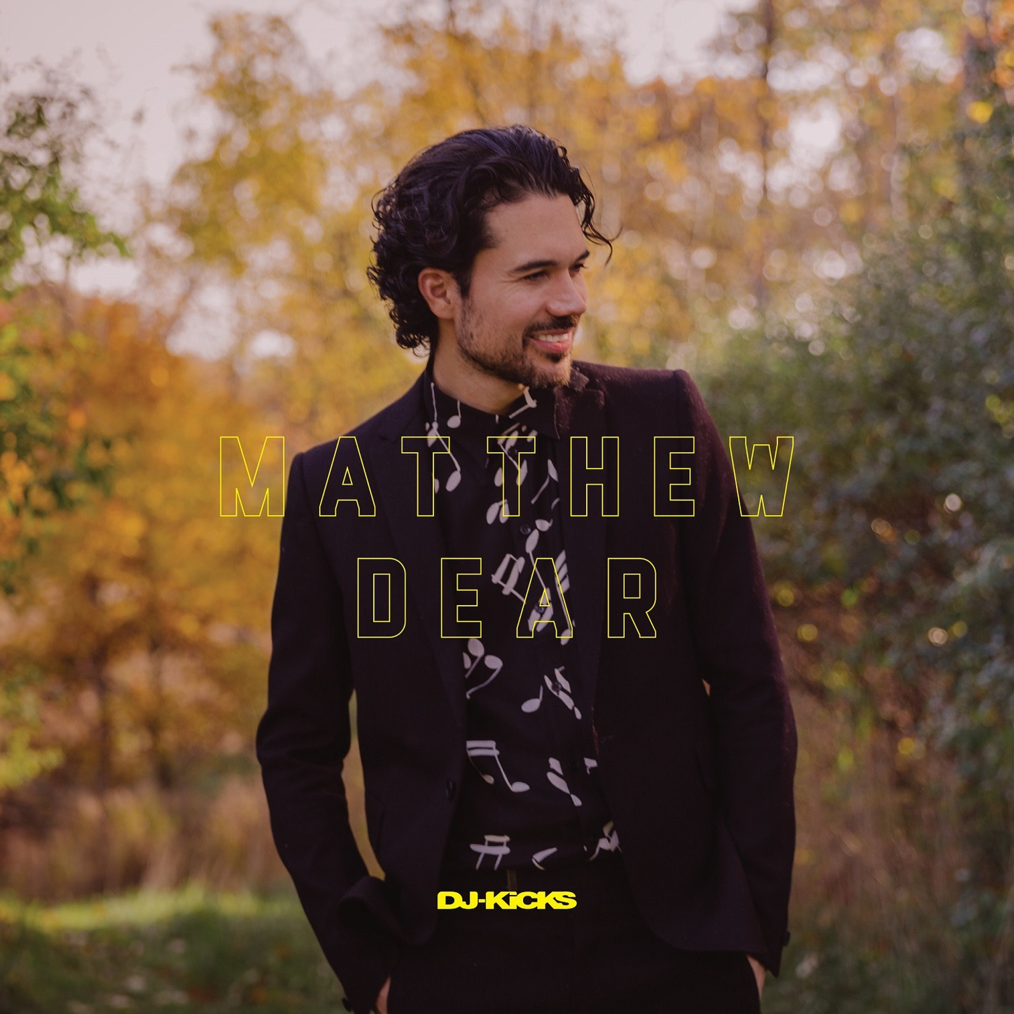 DJ-Kicks (Mixed By Matthew Dear) [Mixed Tracks]
