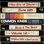 Summer Anthems - Common Kings - Common Kings