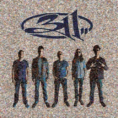 Too Much To Think - 311 song