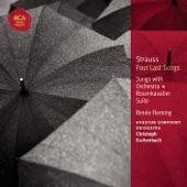 Houston Symphony Orchestra - Vier letzte Lieder, Op. posth., TrV 296, AV 150: IV. Im Abendrot