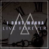 I Don't Wanna Live Forever - Single