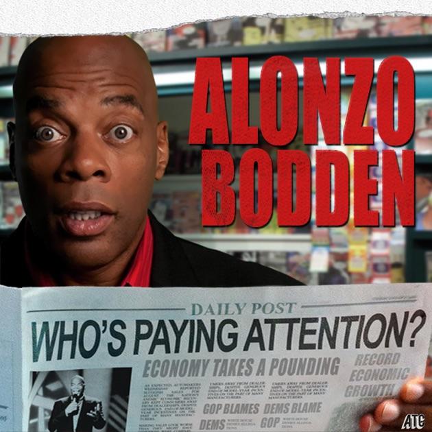 Alonzo Bodden 2013