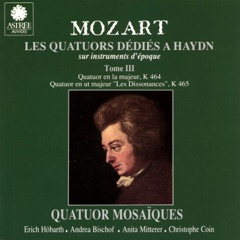 "6 String Quartets Dedicated to Joseph Haydn, Op. 10, String Quartet No. 19 in C Major, K. 465 ""Les dissonances"": IV. Allegro"