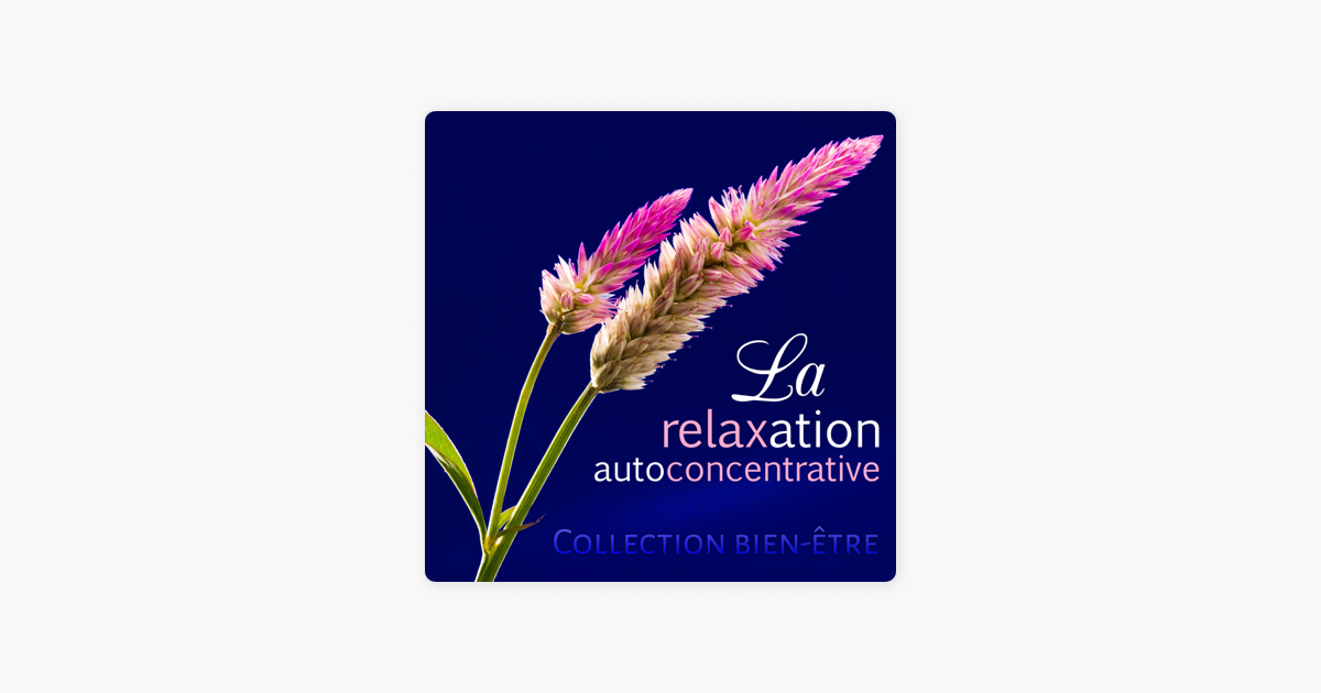 relaxation autoconcentrative