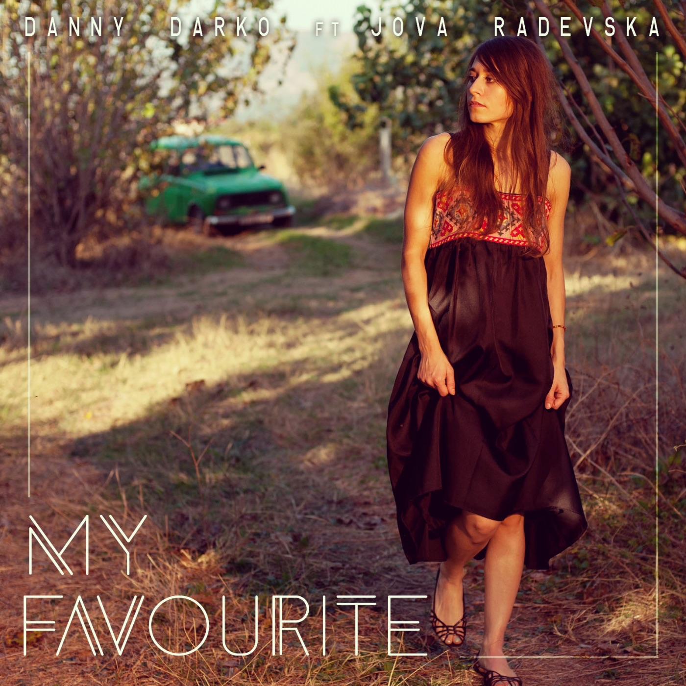 My Favourite (feat. Jova Radevska) - Single
