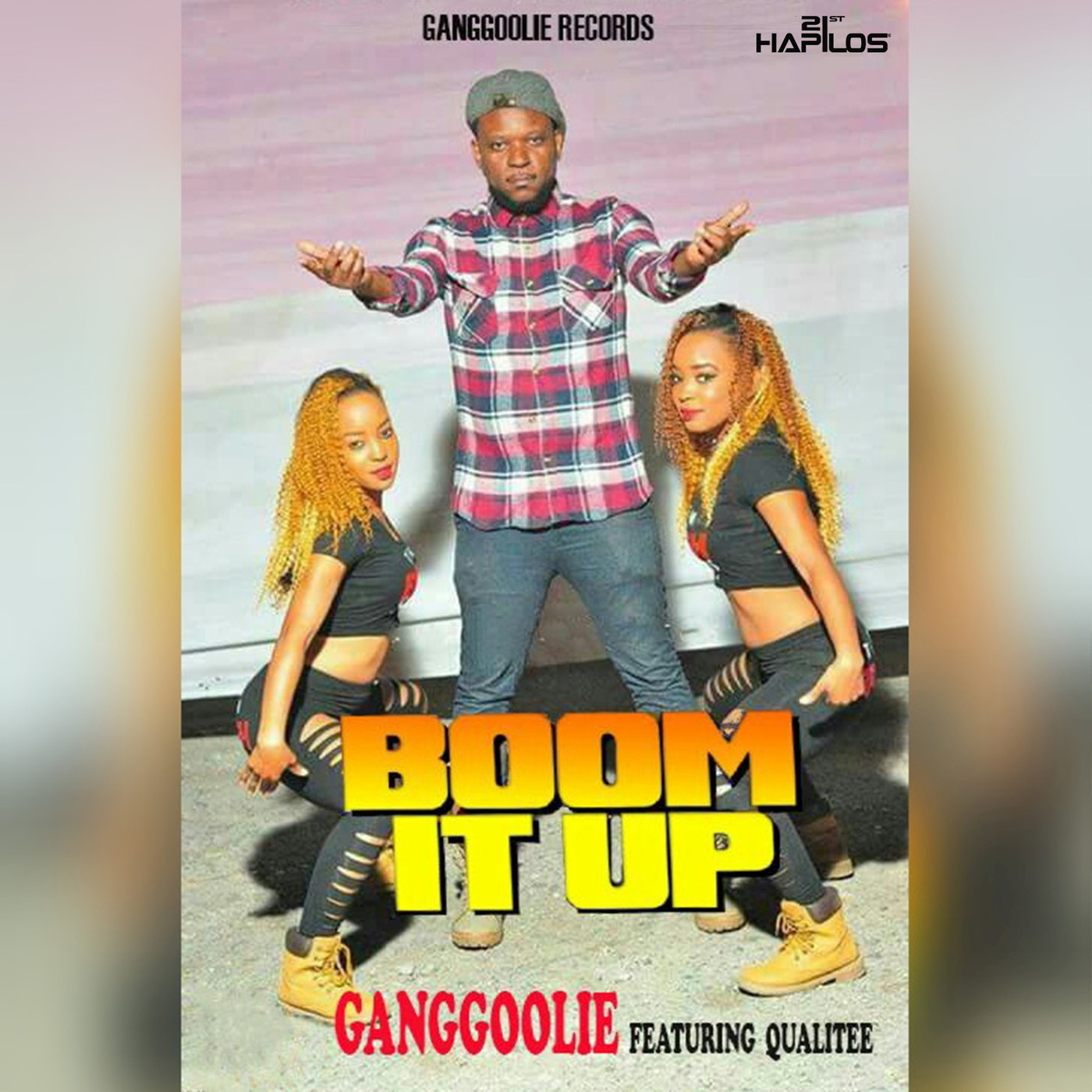 Boom It Up (feat. Qualitee)