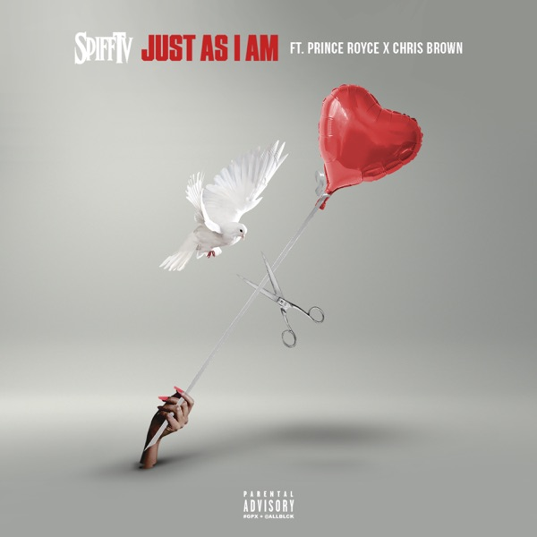 Just As I Am (feat. Prince Royce & Chris Brown) - Single