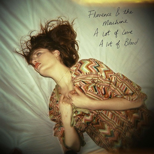 Florence + The Machine - A Lot of Love. A Lot of Blood - EP