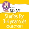 Stories for 3 to 4 year olds: Collection 1 (Collins Big Cat Audio)