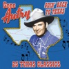 Goin Back to Texas 25 Texas Classics