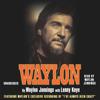 Waylon Jennings & Lenny Kaye - Waylon: An Autobiography  artwork