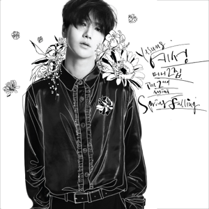 藝聲 - Spring Falling - The 2nd Mini Album - EP