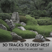 30 Tracks to Deep Rest: Zen Flute Music in Ancient Tibet – Japanese Way to Stress Relief, Silent Gentle Yoga, Chakra Meditation with Monks, Breathing Exercises