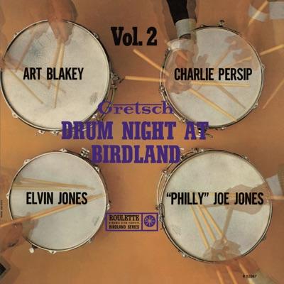 Gretsch Drum Night at Birdland, Vol. 2 (Live) - Elvin Jones