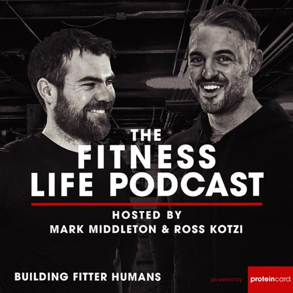 The Fitness Life Podcast Episode 1: Jamie Alderton